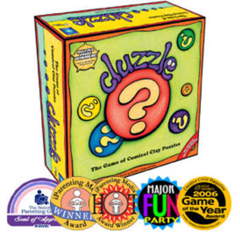 Cluzzle 2nd Edition Board Game