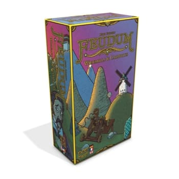 Feudum: Windmills and Catapults Expansion