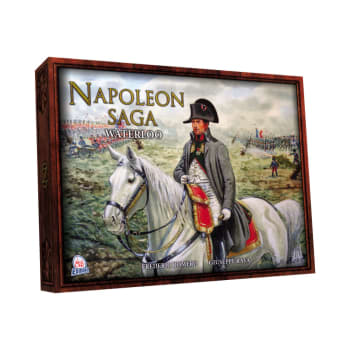 Napoleon Saga: Waterloo - Core Box (EN)