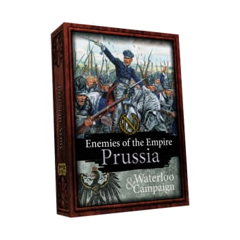 Napoleon Saga: Enemies of the Empire - Prussia (EN)