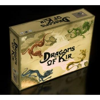 Dragons of Kir Board Game