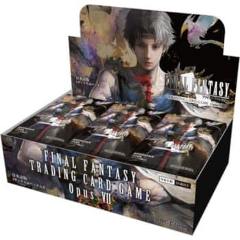 Final Fantasy TCG - Opus VII Booster Box