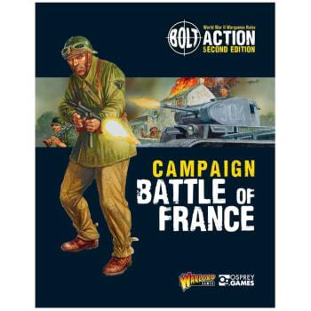 Bolt Action: Campaign - Battle of France