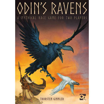 Odin's Ravens: A Mythical Race Board Game
