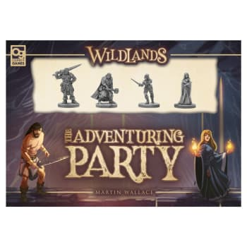 Wildlands: The Adventuring Party Expansion
