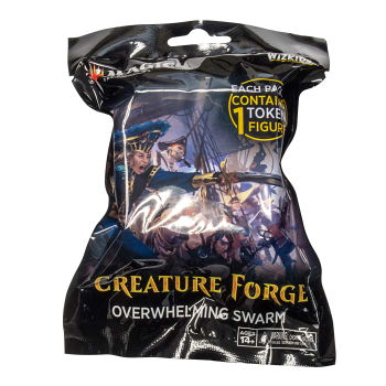 Magic: The Gathering Creature Forge: Overwhelming Swarm Gravity Feed Pack