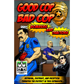 Good Cop Bad Cop: Bombers & Traitors Expansion
