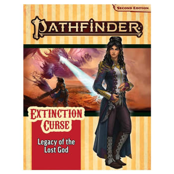 Pathfinder 2nd Edition Adventure Path 152: Extinction Curse Chapter 2: Legacy of the Lost God