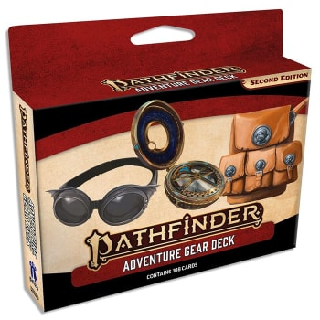 Pathfinder 2nd Edition: Adventure Gear Deck
