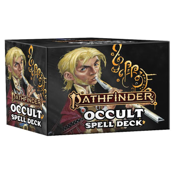 Pathfinder 2nd Edition: Spell Cards - Occult