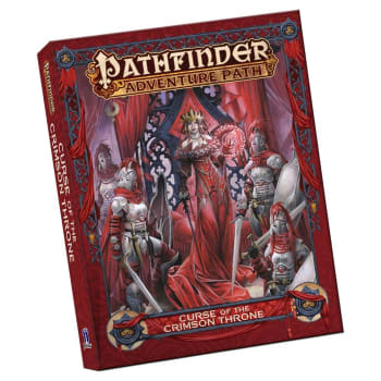 Pathfinder Adventure Path: Curse of the Crimson Throne (Pocket Edition)
