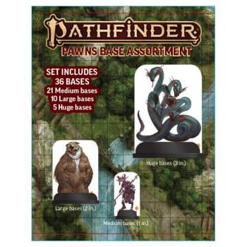 Pathfinder Pawns: Base Assortment (2nd Edition)
