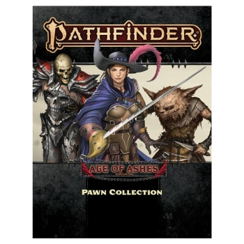 Pathfinder Pawns: Age of Ashes Pawn Collection (2nd Edition)
