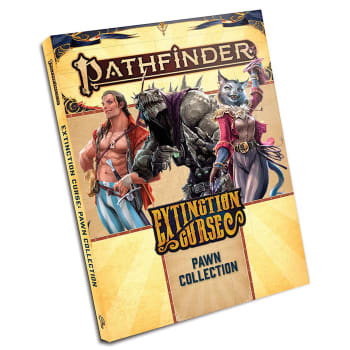 Pathfinder Pawns: Extinction Curse Pawn Collection (2nd Edition)