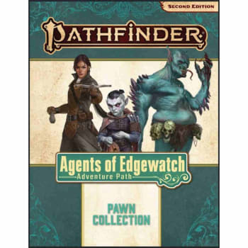 Pathfinder Pawns: Agents of Edgewatch Pawn Collection (2nd Edition)