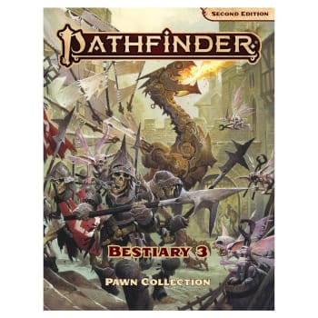 Pathfinder Roleplaying Game: Bestiary 3 Pawn Collection (2nd Edition)