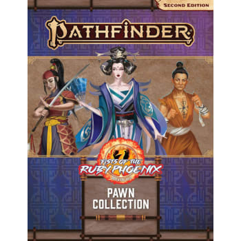 Pathfinder 2nd Edition: Fists of the Ruby Phoenix Pawn Collection