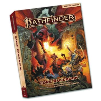 Pathfinder Roleplaying Game (Second Edition): Core Rulebook (Pocket Edition)