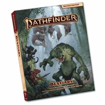 Pathfinder Roleplaying Game (Second Edition): Bestiary (Pocket Edition)