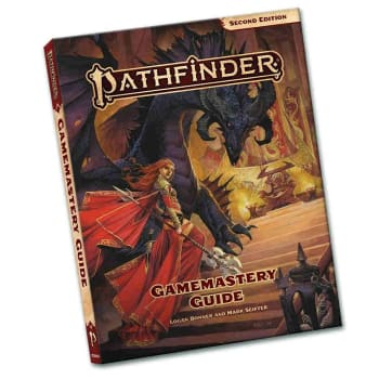 Pathfinder Roleplaying Game (Second Edition): GameMastery Guide (Pocket Edition)