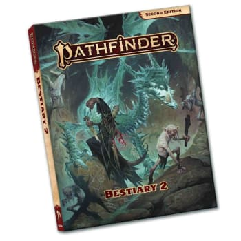Pathfinder Roleplaying Game (Second Edition): Bestiary 2 (Pocket Edition)
