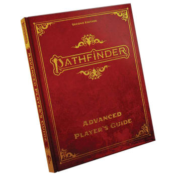 Pathfinder 2nd Edition: Advanced Player's Guide (Special Edition)