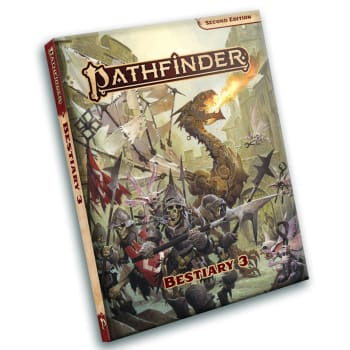 Pathfinder Roleplaying Game (Second Edition): Bestiary 3 (Pocket Edition)