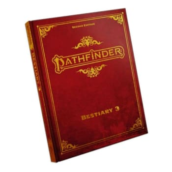 Pathfinder 2nd Edition: Bestiary 3 Special Edition