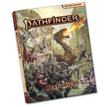 Pathfinder Roleplaying Game: Bestiary 3 (Second Edition)