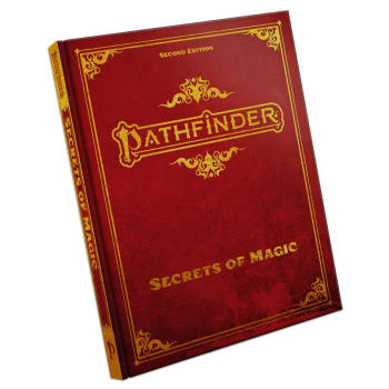 Pathfinder 2nd Edition: Secrets of Magic (Secret Edition)
