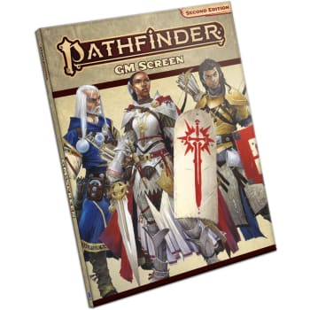 photograph regarding Pathfinder Gm Screen Printable named Pathfinder 2nd Version: GM Display