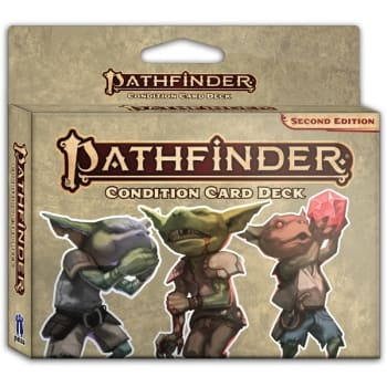 Pathfinder 2nd Edition: Condition Card Deck