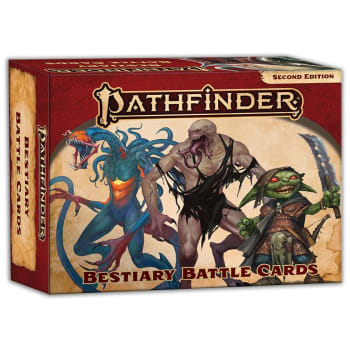 Pathfinder 2nd Edition: Bestiary Battle Cards