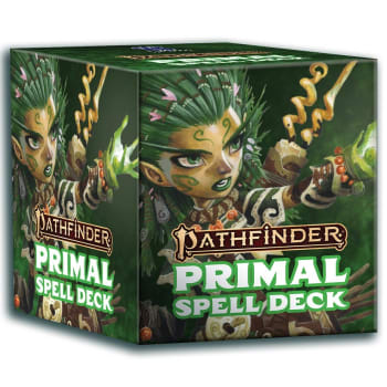 Pathfinder 2nd Edition: Spell Cards - Primal