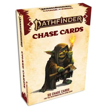 Pathfinder 2nd Edition: Chase Cards