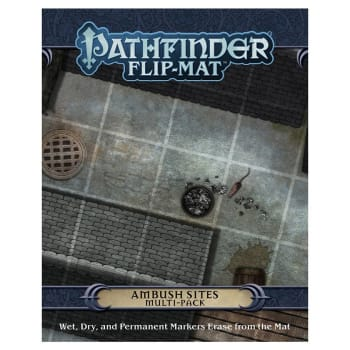 Pathfinder 2nd Edition: Flip-Mat - Ambush Sites Multi-Pack