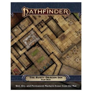 Pathfinder 2nd Edition: Flip-Mat - The Rusty Dragon Inn