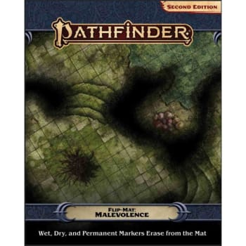 Pathfinder 2nd Edition: Flip Mat - Malevolence