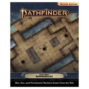 Pathfinder 2nd Edition: Flip-Mat - Classics: Shipwrecks