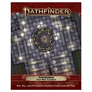 Pathfinder Flip-Mat Classics: Cathedral