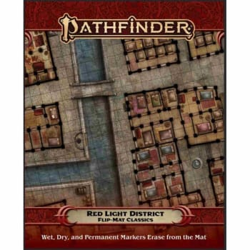 Pathfinder Flip Mat: Red Light District