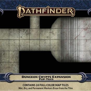 Pathfinder Flip-Tiles: Dungeon Crypts Expansion