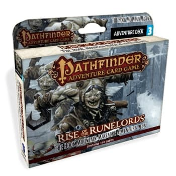 Pathfinder Adventure Card Game: Rise of the Runelords Adventure Deck 3: Hook Mountain Massacre