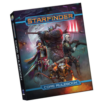 Starfinder Roleplaying Game: Core Rulebook (Pocket Edition)