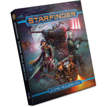 Starfinder Roleplaying Game: Core Rulebook