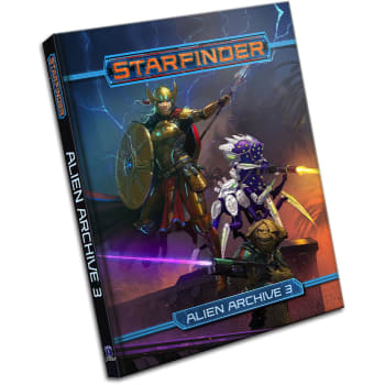 Starfinder Roleplaying Game: Alien Archive 3