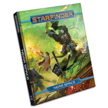 Starfinder Roleplaying Game: Near Space