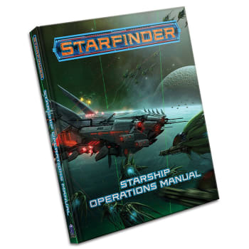 Starfinder Roleplaying Game: Starship Operations Manual