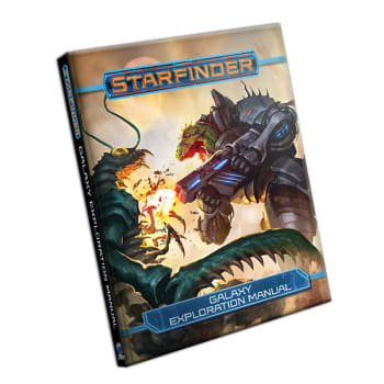 Starfinder Roleplaying Game: Galaxy Exploration Manual