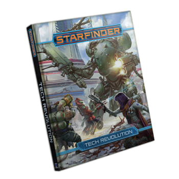 Starfinder Roleplaying Game: Tech Revolution